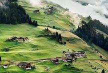 Doğa Manzaraları- Doğa Fotoğrafları- Doğa Resimleri / Muhteşem Doğa Manzaralı Evler bu Board'da! / by Hürriyet Emlak