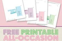 """""""How Does She"""" Printables / by Michelle Miller"""