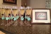 Jessica's Bridal Shower / Champagne-Themed Bridal Shower <3 / by L Knish