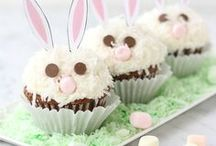 HOLIDAY - Easter / A Typically Simple Easter - creative inspiration for egg recipes, Easter bunny crafts, home decor, decorations, and more!