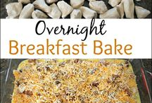 Recipes--Breads, Breakfast