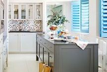 Kitchens, Kitchenware, Dinning Rooms and Pantrys. / by Ashley Lewicky