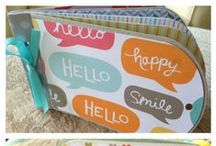 BLOG - Amelia & Me Crafts / Design Team Projects / by Kelly Meier {Typically Simple}