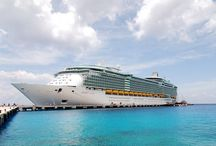 Cruises / We meet and sail with Carnival Magic on April 13 - 20 2O14 to the Bahamas: Key West, Freeport and Nassau! Our Best Week ever! / We are going back now with Royal Caribbean Liberty Of The Seas and we are going to Falmouth Jamaica, Cayman Islands and Cozumel this (20th - 27 March)