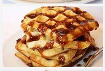Breakfast Kingdom / Breakfast foods - Waffles, Pancakes, Eggs, Hash Browns, French Toast