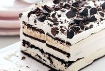Ice Cream / Ice Cream and ice cream cake