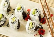 Asian Food / Asian Food - Sushi - Noodles - Wraps