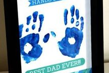 HOLIDAY - Father's Day / A Typically Simple Father's Day - creative inspiration for Father's Day gifts, cards for Dad, crafts, decorations, and more!