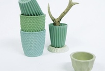 Glass and ceramics / by Laura Rijvers