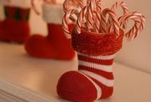 Winter/Christmas Craft Ideas / by Céline Van-Overstracten