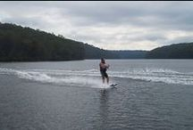 Cool Water Skiing