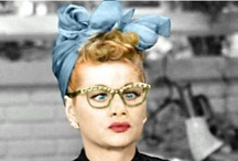 I Love Lucy / I really do Love Lucy. She made me laugh and she just was a fun, kind and warm person. One of my favorite tv shows ever!