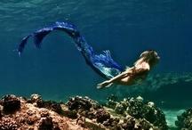✖ mermaids & sirens ✖ / by Christina G. Chen