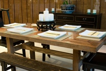 Dining Spaces / by Greentea Design