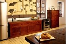 Kitchens / by Greentea Design