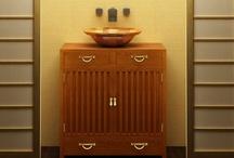 Bathrooms / by Greentea Design