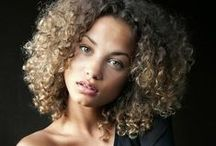 Natural Hair / Cut all my hair off to go natural. Here's inspiration / by Alealovely