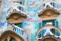 Barcelona / The Catalan capital is full of culture, as well as the whimsical works of Gaudí. It's also famed for its trendy nightlife.