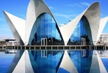 Valencia / A friendly, historical city on the Mediterranean Coast, Valencia is a great find for those who want their fill of culture but aren't up for the chaos of a larger city. Also invented the paella. Just don't eat the oranges (tempting as they look)!