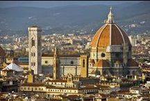 Florence / The capital of Tuscany, Florence is known for its old-world charm, as well as being an animated modern city.