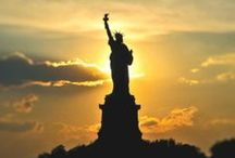 New York / The Big Apple, Manhattan, the City that Never Sleeps... whatever name you choose to call it by, New York remains the stuff of dreams and preserve of idols.