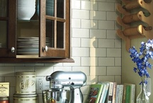 Kitchens / by Inspiration Green
