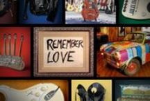 MEMORABILIA / Memorabilia is the most important element of Hard Rock Café. Hard Rock has the world's famous collection of rock n roll items representing contemporary stars.
