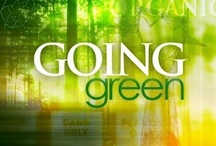 Going Green! / As a LEED certified organization, we are conscious of the choices we make and how they impact the environment. We're glad to see that we're not the only ones! / by Monona Terrace Community & Convention Center