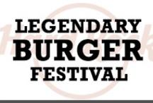 The Legendary Burger Festival