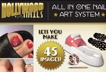 Hollywood Nails - Nail Art / Get salon quality nails in your own home. Check out images of nail art.