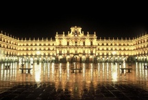 """Salamanca / Described as one of the """"four leading lights"""" of the world, this vibrant University town is one of Spain's best-kept secrets."""