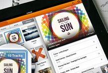iPad Ui / by Unnopp Nirathon