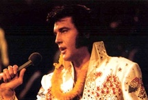 Elvis Presley / Elvis Presley was a legend in the music world. He was a great entertainer and their is a ton of Elvis memorabilia.