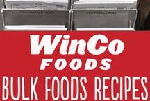Secret Bulk Ingredient - WinCo Bulk Foods Recipes / Easy, Money Saving Recipes made with Ingredients you can find in the WinCo Bulk Foods Department by the pound (or ounce)!