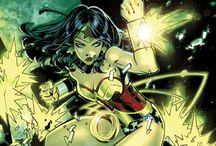 Wonder Woman / by Jenna Lloyd