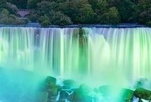 Waterfalls 7 / by Shirley Parker