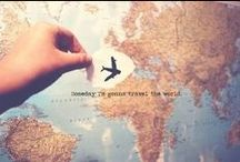 Travel Quotes / Mantra for travellers on a mission.