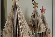Book Page Crafts / by Tonya Morton