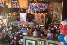 Post US Presidential Election 2012 party! / Hard Rock Café Mumbai celebrates an American Morning post the US Presidential Election 2012.