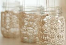 glass jar love