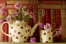 Tremendous Teapots and Teacups! / A cup of tea for me, please! / by KJ Giardino