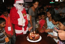 Santa Cause with NGO REAP & SUPPORT on 17th Dec, 2012