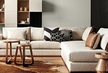INTERIOR DESIGN: LOUNGE / by Hannah Mcdougall