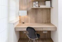 INTERIOR DESIGN: OFFICE / by Hannah Mcdougall
