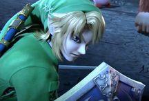 Legend of Zelda  / by Jenna Lloyd