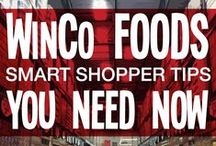 WinCo Smart Shopper Tips / Shop Smart ~ Save Money at WinCo Foods. An Employee Owned Company in Washington, Idaho, Nevada, California, Oregon, Utah, Arizona & Texas.