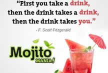 Mojito Mania 2013 / Refreshing blends & concoctions of Mojito at your very own Hard Rock Cafe