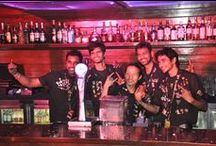 BARocker Semi-Finals on 26th Sept at HRC Bengaluru / True showmanship was witnessed! It was a rocking show with the finest of bartenders from across Hard Rock Café India. But as they say, winner takes it all! Let's give it up for 'Amey' on winning the #BARocker Semi-Finals.