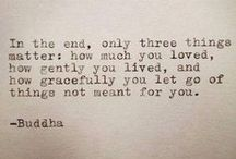 lovely words / by Elli Patrick