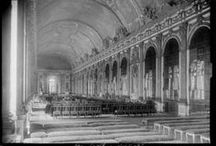 Château de Versailles / Versailles castle/Documents cartographiques et iconographiques sur le château de Versailles, par GallicaBnF